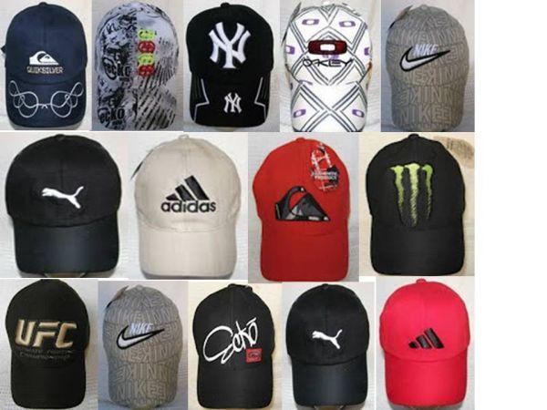 kit com 20 bones varias marcas - ATACADAO CAMISETAS ,W&CIA